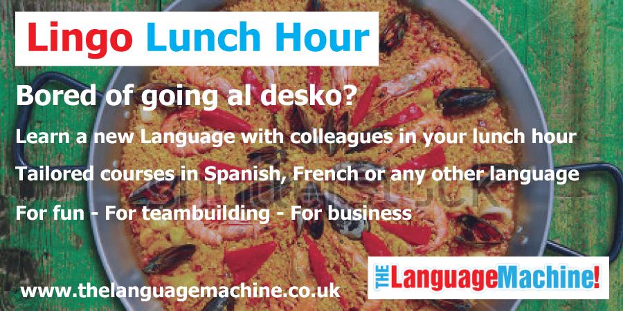 Lingo Lunch Hour